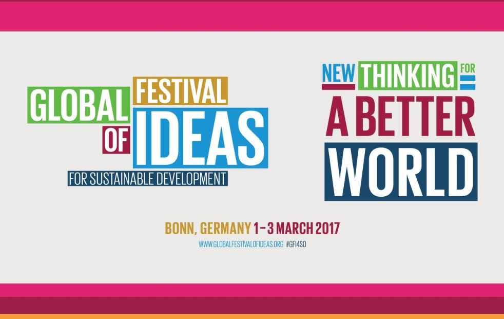 Global Festival of Ideas for Sustainable Development