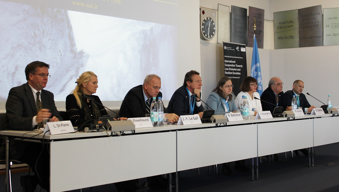 UN-Germany-conference-panel