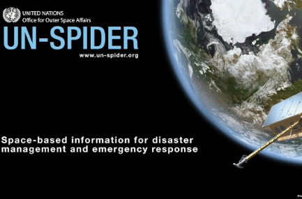 UNSPIDER: Earth Observation & Copernicus Technologies and Solutions for User Applications