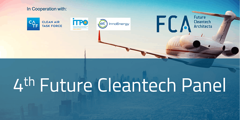 4th Future Cleantech Panel