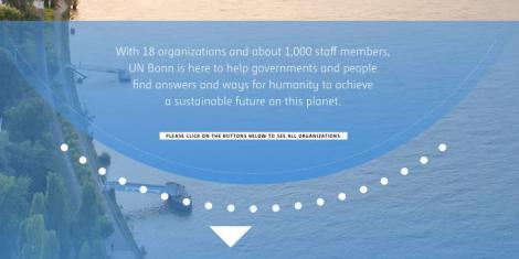 un bonn 20 yrs website