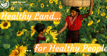 Healthy Land for Healthy People