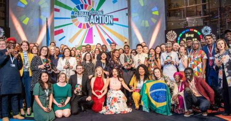Apply for the SDG Action Awards by 9 October