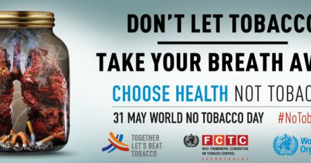 World No Tobacco Day 2020: protecting young people